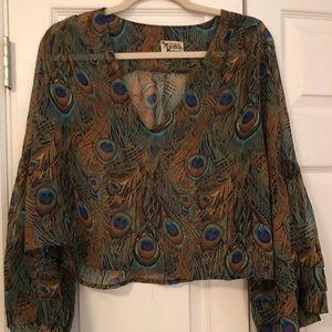 Show me your Mumu blouse